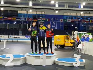 Gewestelijke kampioenschappen supersprint B junioren